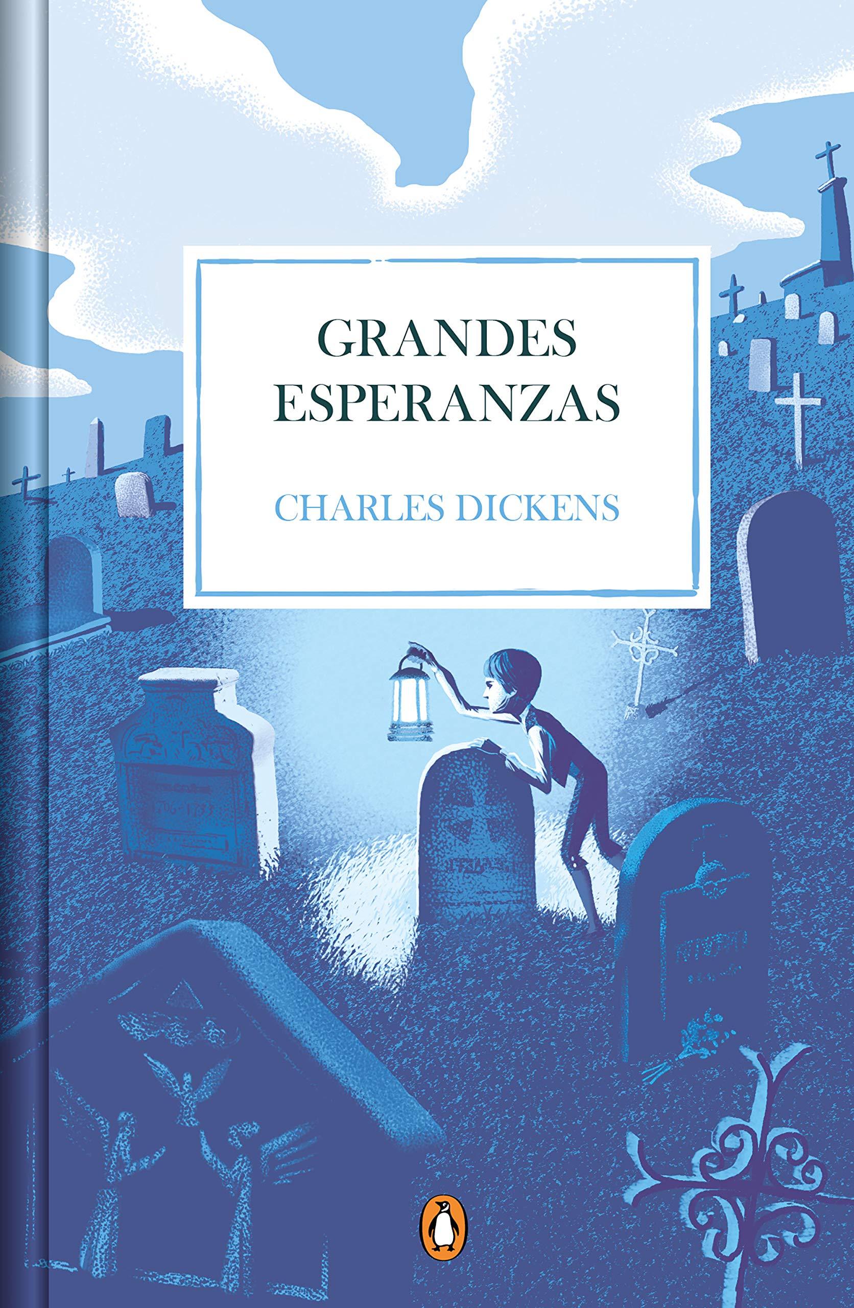 El inicio de Grandes esperanzas, de Charles Dickens
