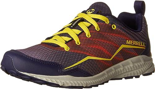 Merrell Trail Crusher, Zapatillas de Running para Asfalto para ...