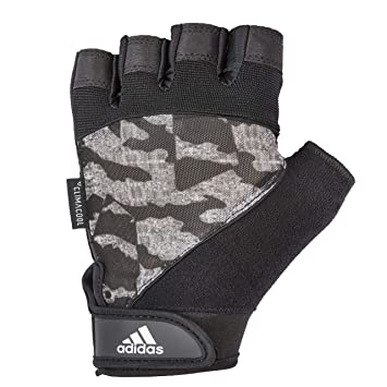 Adidas Performance Guantes, Negro, L