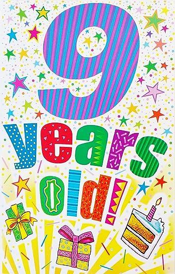 Amazon.com: 9 Años de Edad. –