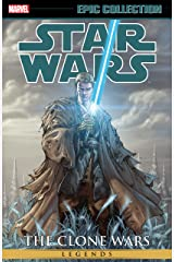 Star Wars Legends Epic Collection: The Clone Wars Vol. 2 Kindle Edition
