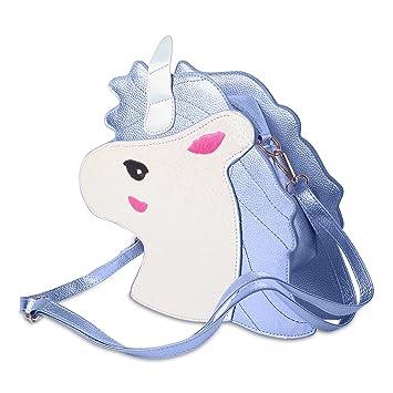 Katara 29 Süße Einhorn Handtasche, Blau: Amazon.de: Spielzeug