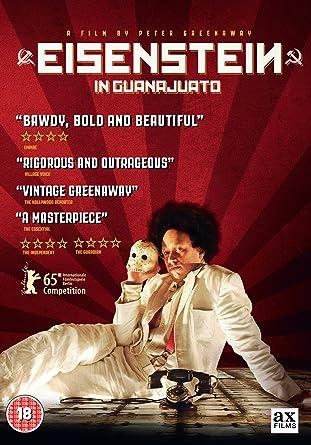 """Resultado de imagen de """"Eisenstein in Guanajuato"""""""