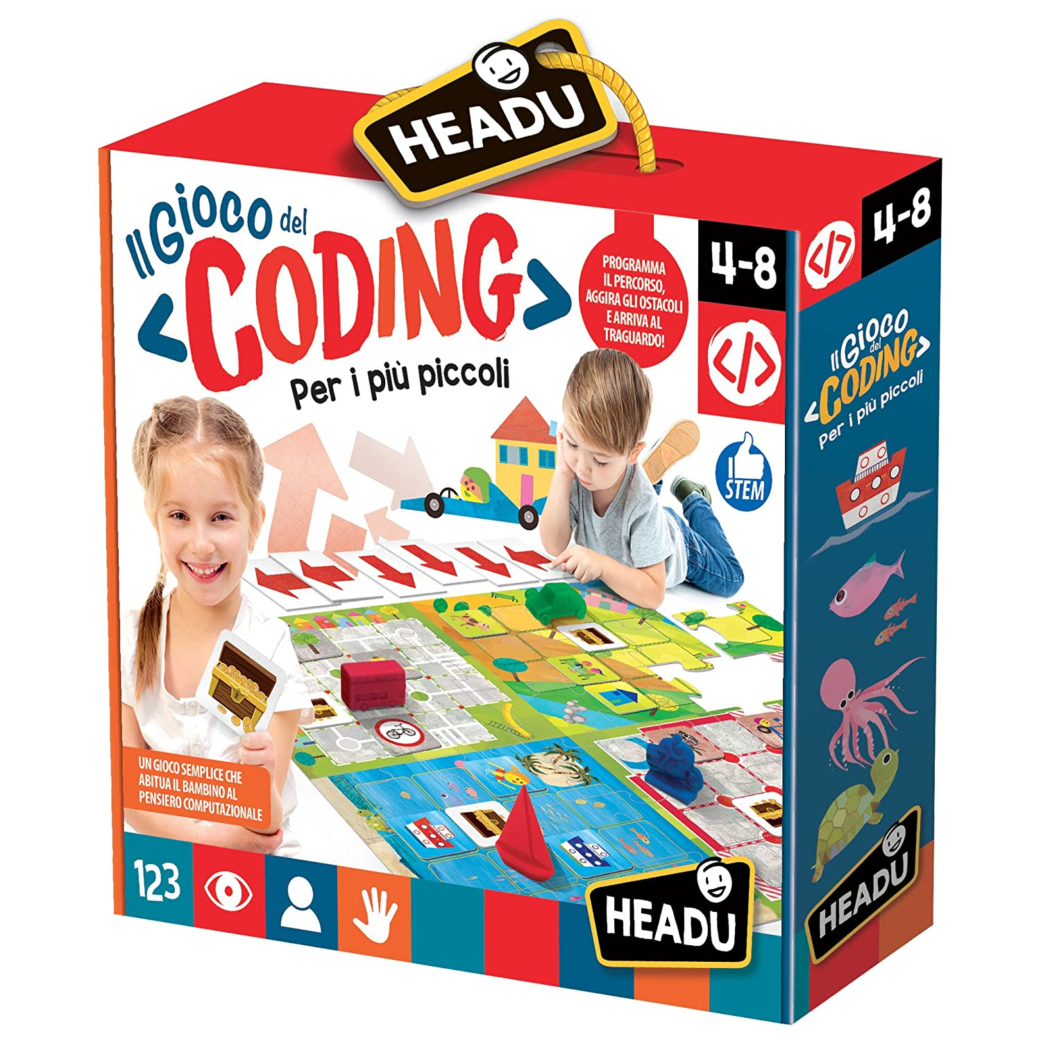 Headu it20621 – The Game of the Coding