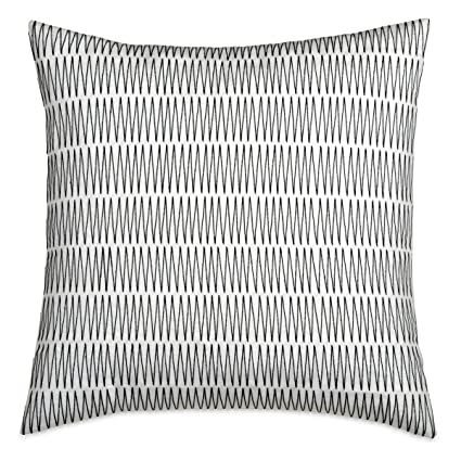 Amazon DKNY City Pleat Embroidered Decorative Pillow Home Stunning Dkny Decorative Pillows