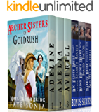 6 Book Boxed Set: Archer Sisters of Goldrush