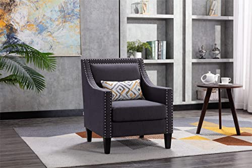 Modern Accent Armchair