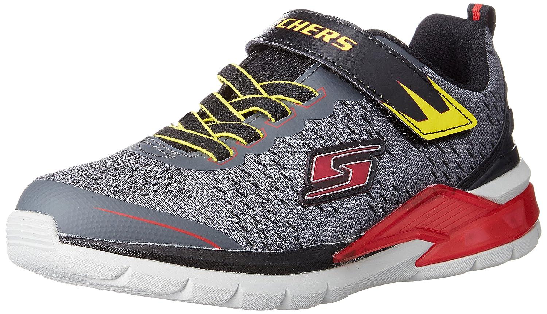 Skechers Kids Erupters II Lava Arc Light Up Sneaker (Little Kid/Toddler) Skechers Kids Footwear 90551L