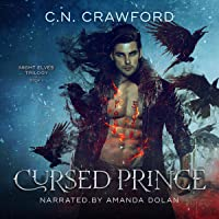 Cursed Prince: Night Elves Trilogy, Book 1