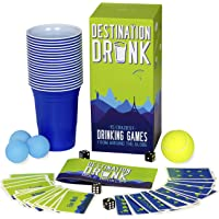 Destination Drunk - 15 Craziest Drinking Games from Around the Globe (adult party games from Japan, Peru, Germany, Russia and more)