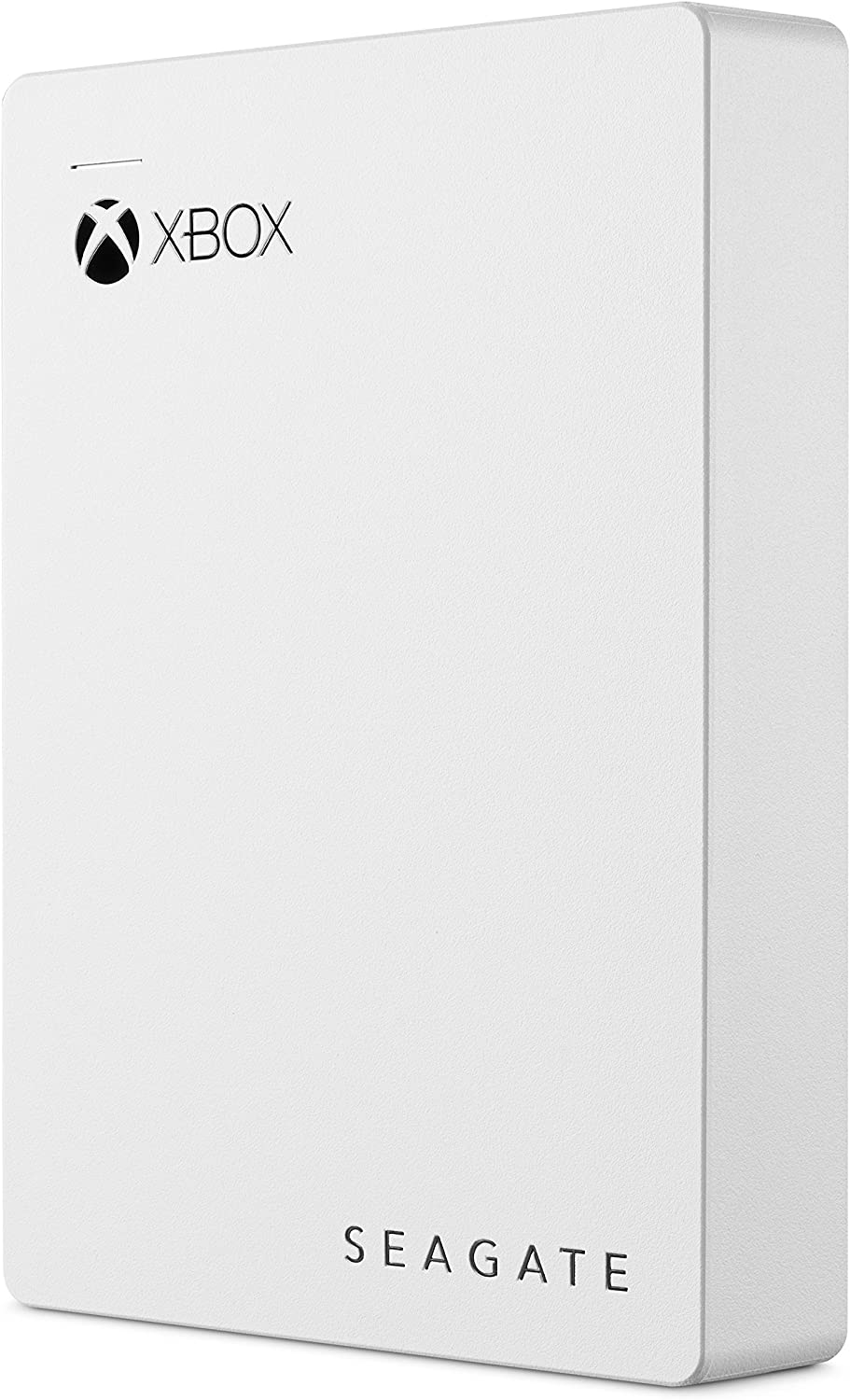 Seagate Game Drive For Xbox 4TB External Hard Drive Portable HDD, USB 3.0 – White, Designed For Xbox One, 2 Month Xbox Game Pass Membership, 1 Year Rescue Service (STEA4000407)