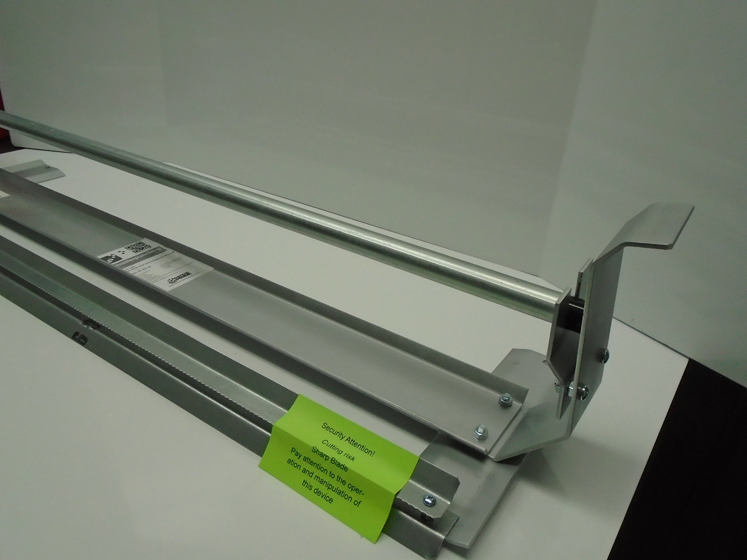 Paper Cutter Roll Dispenser Econoline 60 inches table mount Kraft paper Duralov by Duralov (Image #5)