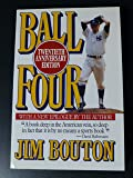 Ball Four (Edition 20th Anniversary) by Bouton, Jim [Paperback(1990£©]