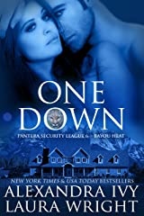 One Down: Bayou Heat (Pantera Security League Book 1) Kindle Edition