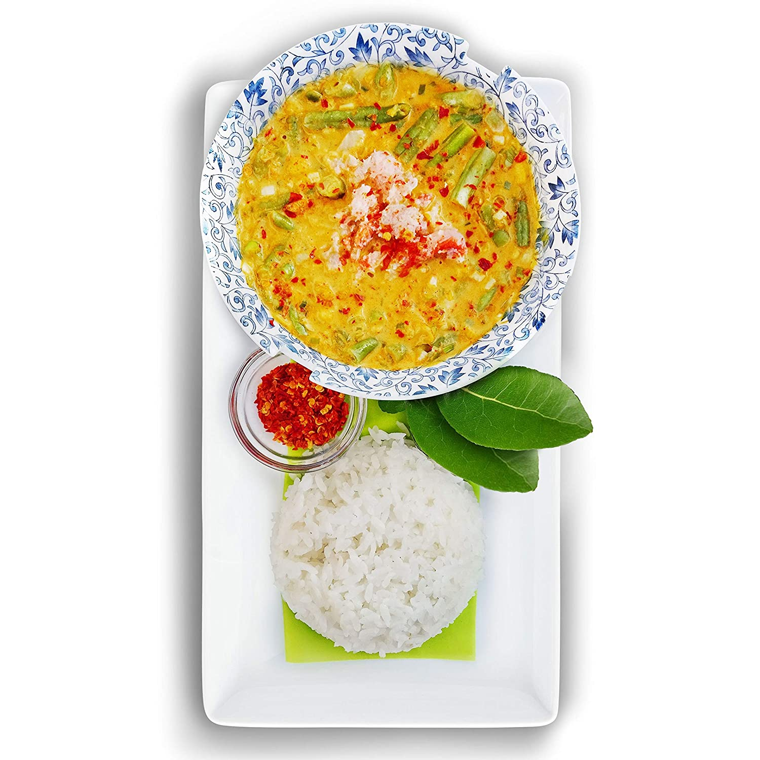 Takeout Kit, Thai Crab Curry Pantry Meal Kit, Serves 4 91nSRIeYxNL
