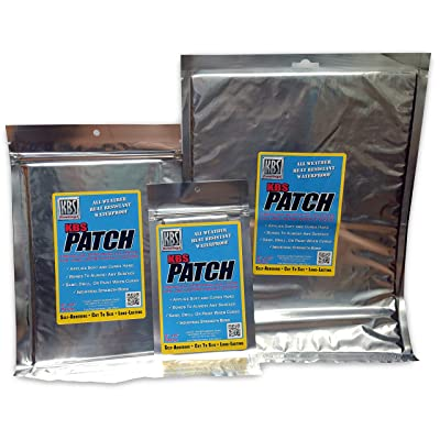 "KBS Coatings 70103 1 Pack Patch (9""x12""): Automotive"