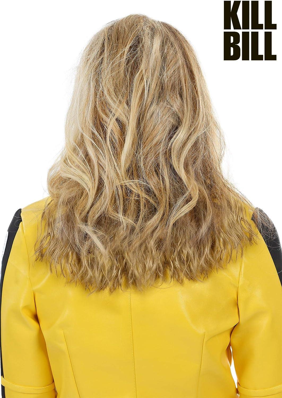 Womens Beatrix Kiddo Wig Standard: Amazon.es: Juguetes y juegos