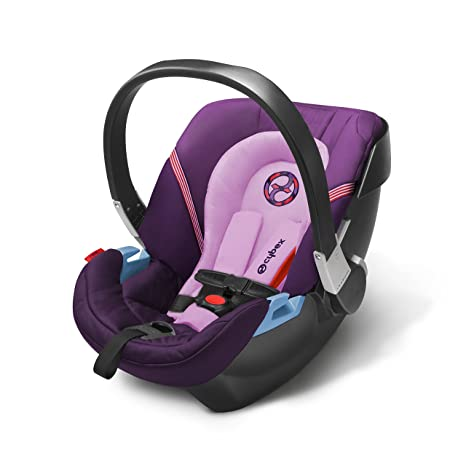 Buy CYBEX Aton 2 Child Car Seat, Grape Juice Online at Low Prices in ...