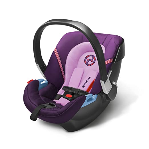 CYBEX Aton 2 Child Car Seat, Grape Juice