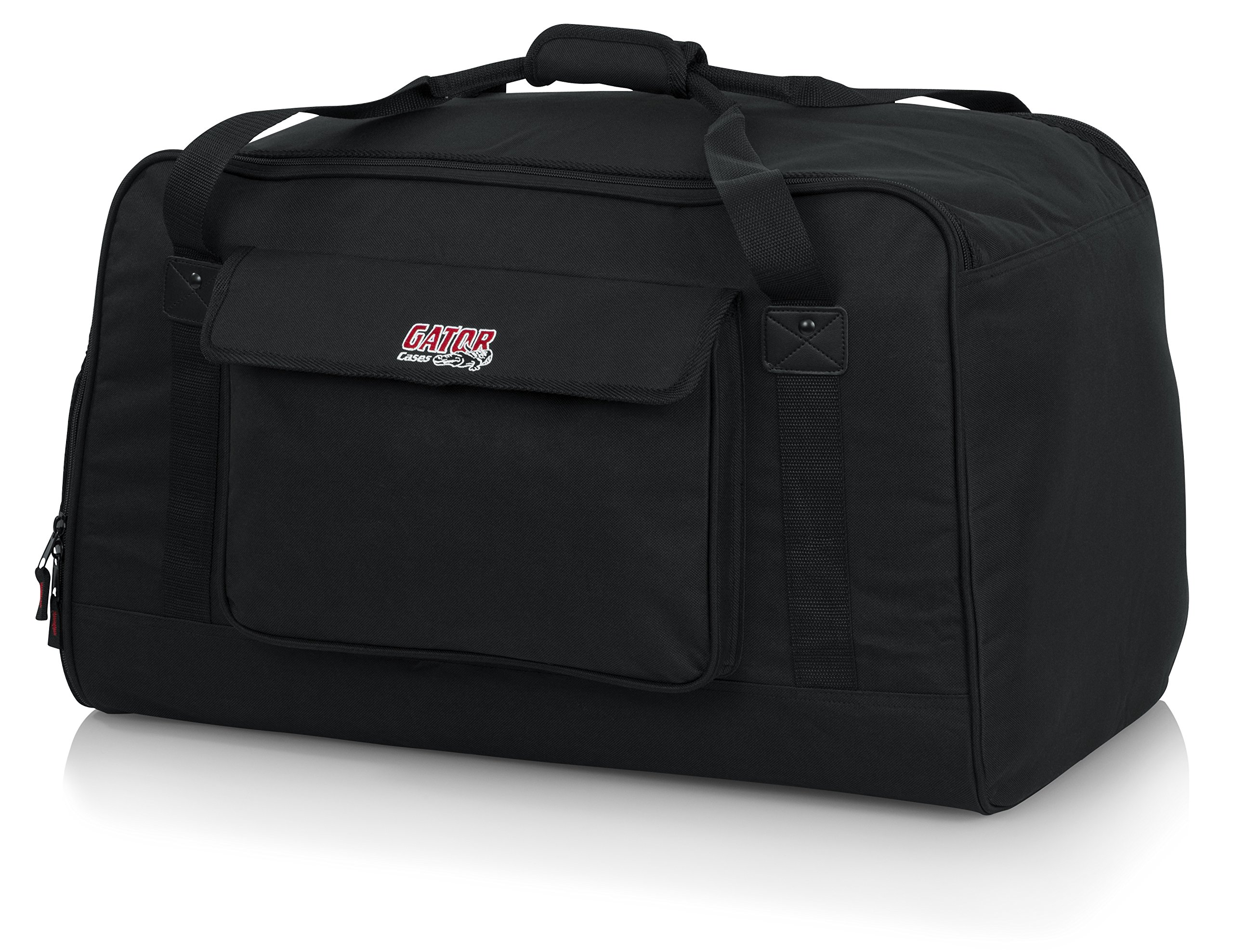 Gator Cases Heavy-Duty Speaker Tote Bag for Compact 12'' Cabinets GPA-TOTE12