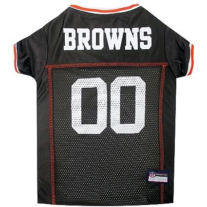 Amazon.com   Cleveland Browns Dog Jersey Medium   Pet Supplies ec20724f5