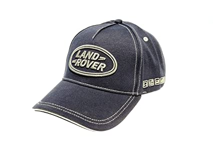 Land Rover Logo Hat Navy