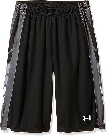 Under Armour - Pantalones cortos de baloncesto para niño - 1271889 ...
