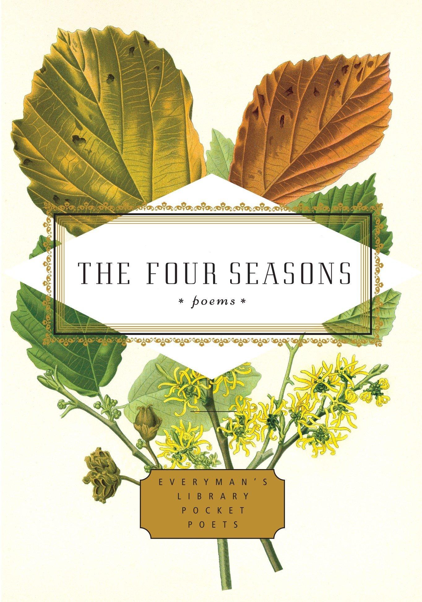 Download The Four Seasons: Poems (Everyman's Library Pocket Poets Series) PDF