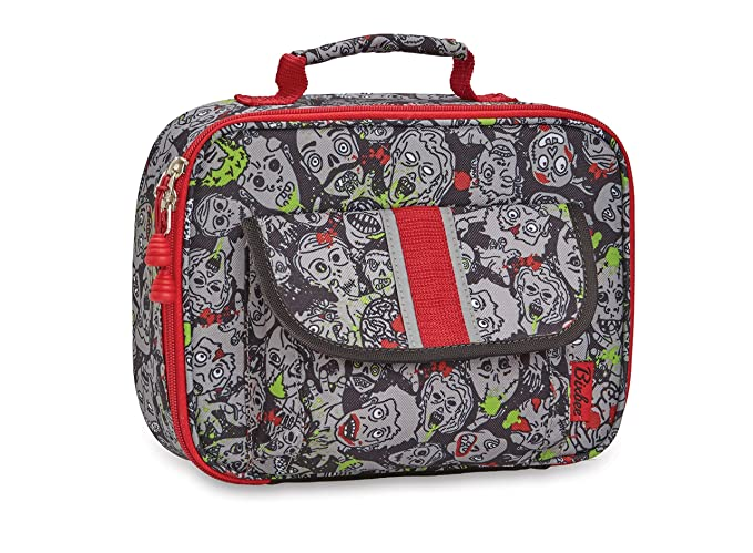 aeeac47164 Amazon.com  Bixbee Boys  Zombie Camo Lunchbox