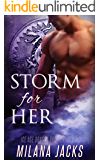 Storm for Her (Ice Age Dragon Brotherhood Book 3)
