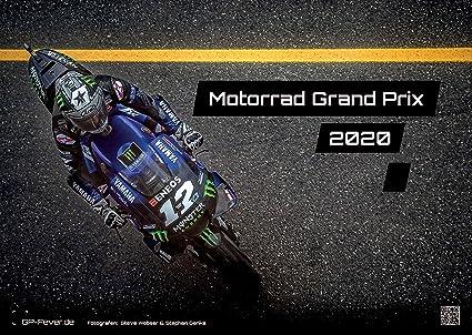 Calendrier Moto Gp 2020.Moto Grand Prix 2020 Calendrier Format A3 Motogp