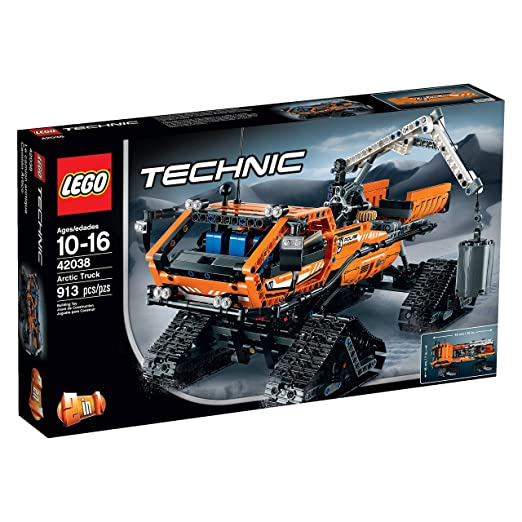 LEGO Technic Arctic Truck Review