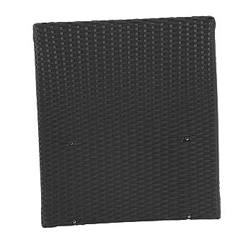 Mendler 10 x Lado Notebook para Polirratán Sofá Siena ...