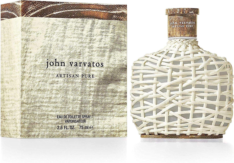 John Varvatos Perfume en espray, para hombre, 75 ml, 1 unidad