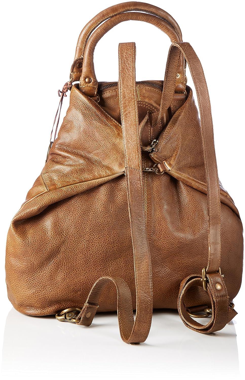 Taschendieb Td0063ol, Sacs portés dos femme, Grün (Olive), 9x36x41 cm (B x H T)