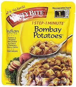 Tasty Bite, Bombay Potatoes, 10 oz