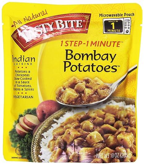 Amazon.com : Tasty Bite, Bombay Potatoes, 10 oz