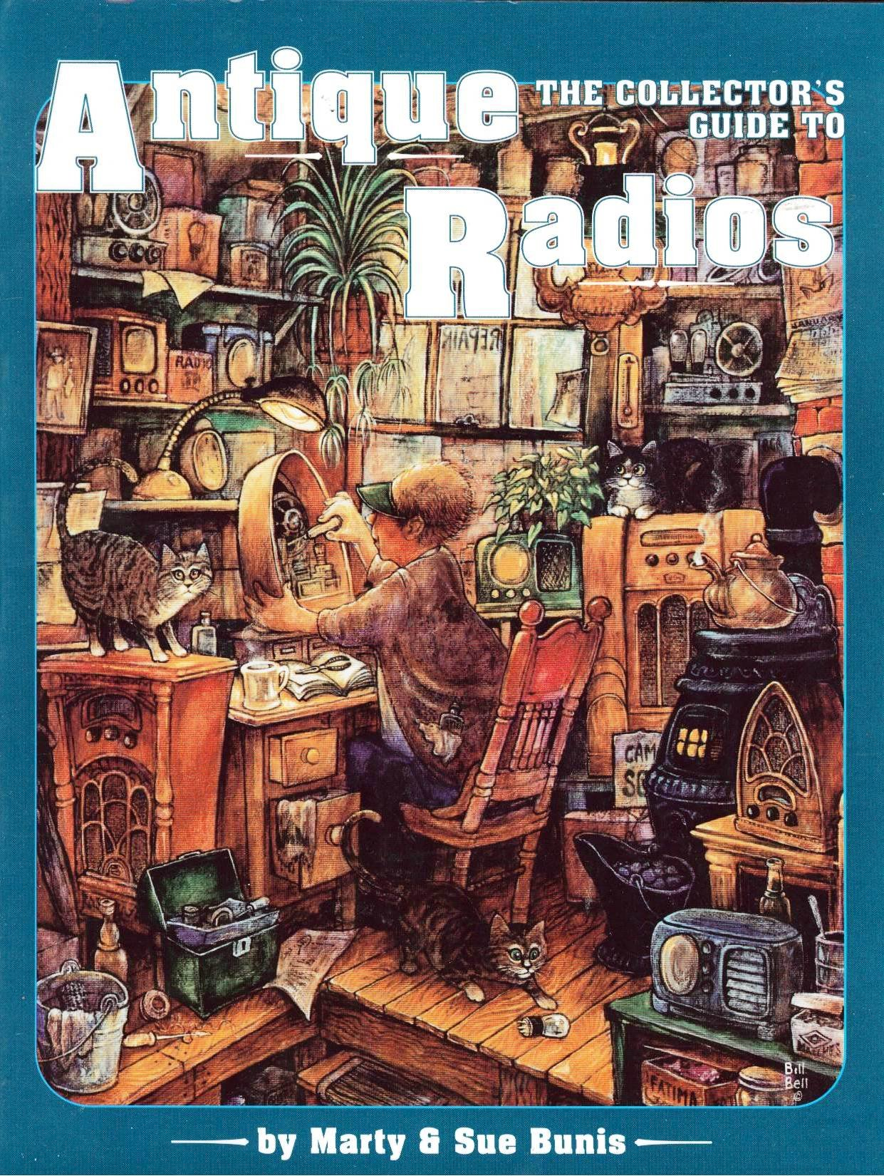 The Collector's Guide to Antique Radios