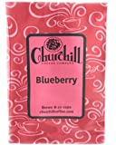Churchill Coffee Blueberry 5 pack--1.5 oz each - Ground