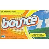 Procter & Gamble 80049 Bounce Fabric Dryer Sheet-40CT FABRIC SHEETS