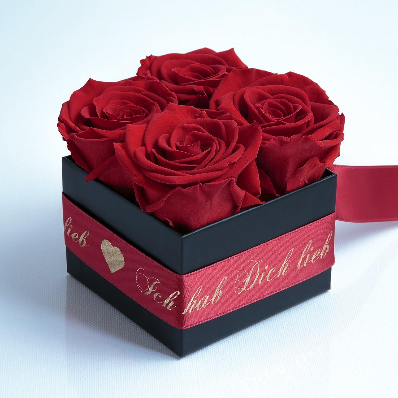 rosemarie schulz heidelberg rosenbox mit konservierten. Black Bedroom Furniture Sets. Home Design Ideas