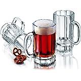 Libbey  4-Piece Heidelberg Beer Mug Set