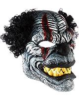 California Costumes Men's Ani-Motion Masks - Last Laugh The Clown
