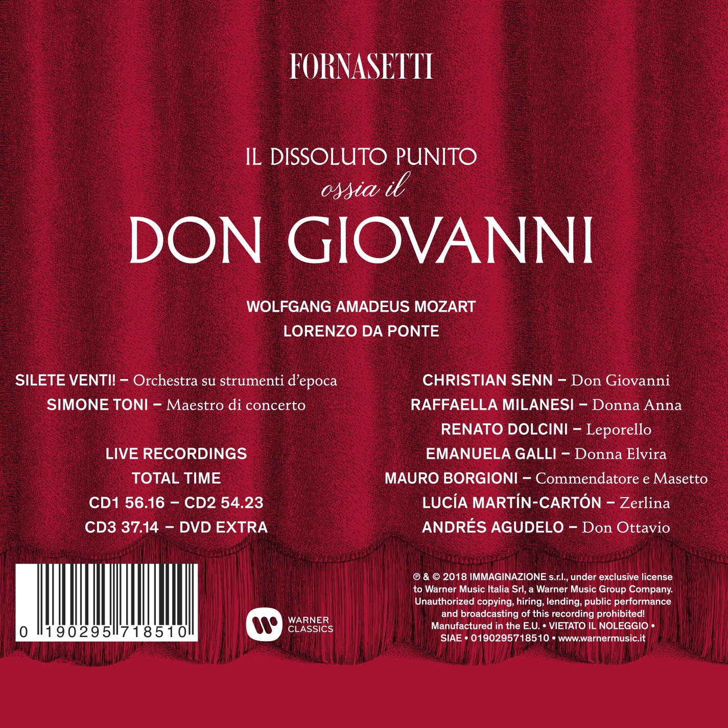 Mozart - Don Giovanni (2) - Page 20 91nTV6SiXcL._SL1425_
