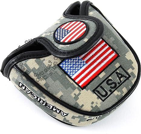 Heavy Duty EE. UU. Militar funda para Putter de mazo para palos de ...