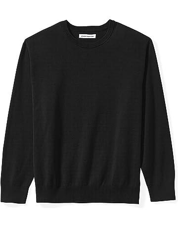 9e82d50339c Amazon Essentials Men's Big & Tall Crewneck Sweater fit ...
