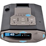 Escort MAX360C Laser Radar Detector - WiFi and Bluetooth Enabled, 360° Protection, Extreme Long Range, Voice Alerts, OLED Dis