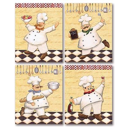 Amazon Gango Home Decor Le Chef Classy Vintage French