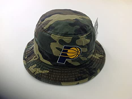 d786984164a Image Unavailable. Image not available for. Color  indiana pacers Adidas  NBA Bucket Hat - Camouflage
