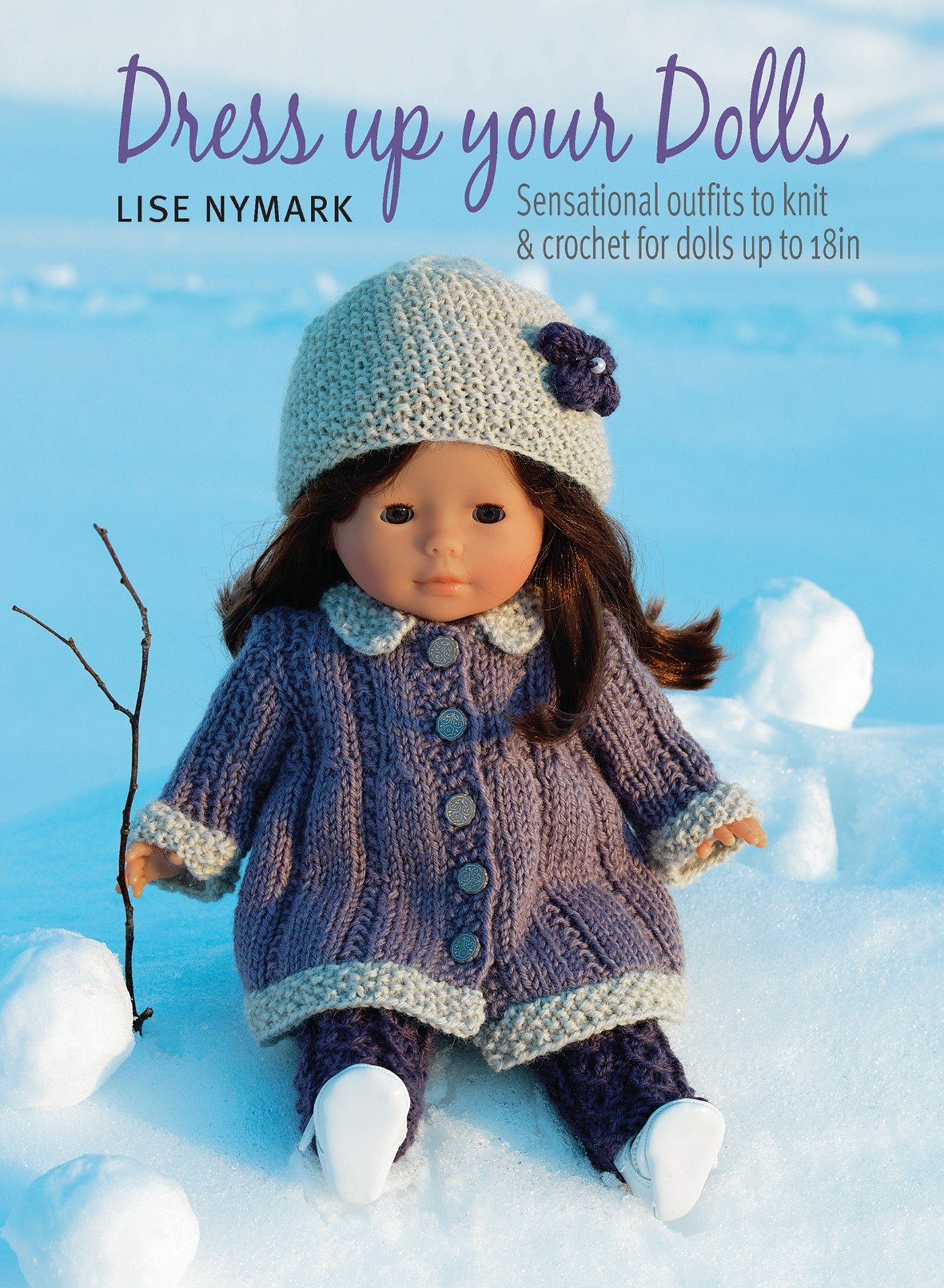 Amazon.com: Dress Up Your Dolls: Sensational outfits to knit ...
